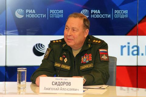 On September 24, a briefing will be held by the Chief of the Joint Staff of the Collective Security Treaty Organization, Colonel General Anatoly Sidorov