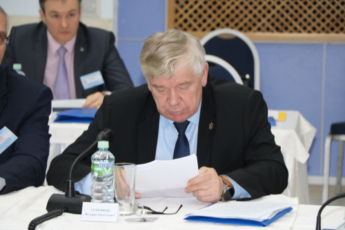 The Deputy Secretary General Valery Semerikov took part in the XIII Meeting of the Heads of National Anti-Terrorism Centers of the CIS Member States
