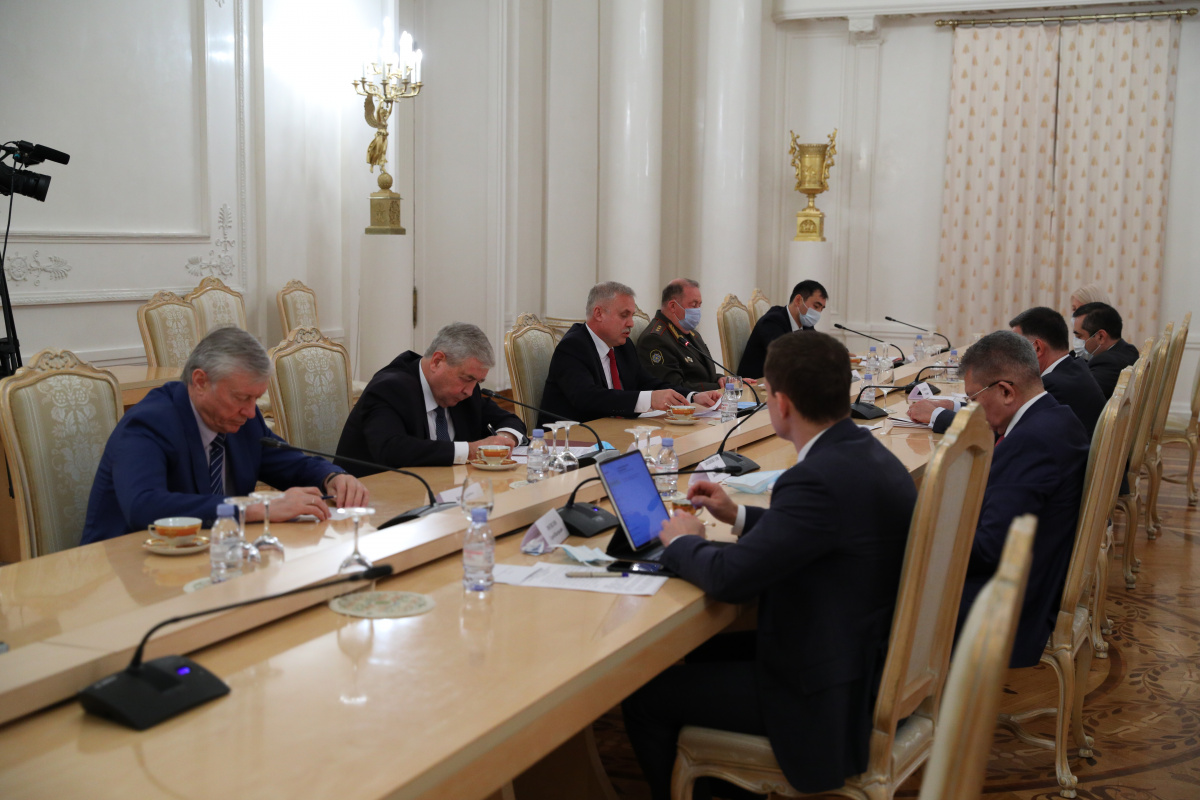 "Statement of the CSTO Secretary General in the course of the ""round table"" meeting ""CSTO: Landmarks for Strategic Development"", October 7, 2020"