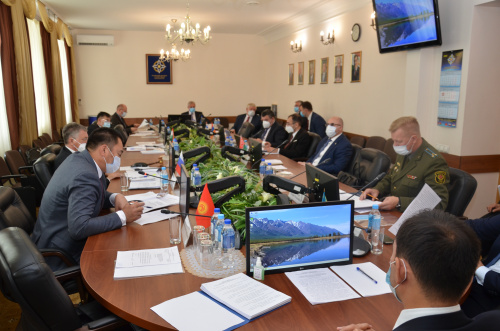 The CSTO Permanent Council considered the Agenda of the upcoming session of the Organization's Collective Security Council