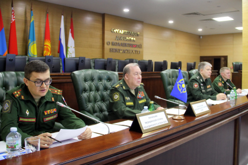 A working meeting of the heads of the medical services of the defense departments of the CSTO member states on the improvement of medical support for the CSTO Troops (Collective Forces) was held