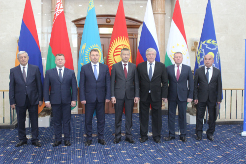 The XIIth meeting of the Coordination Council for Emergency Situations of the CSTO member states was held in Bishkek