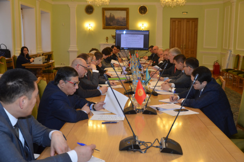 Moscow hosted consultations by CSTO member states on topical issues of arms control, disarmament and non-proliferation