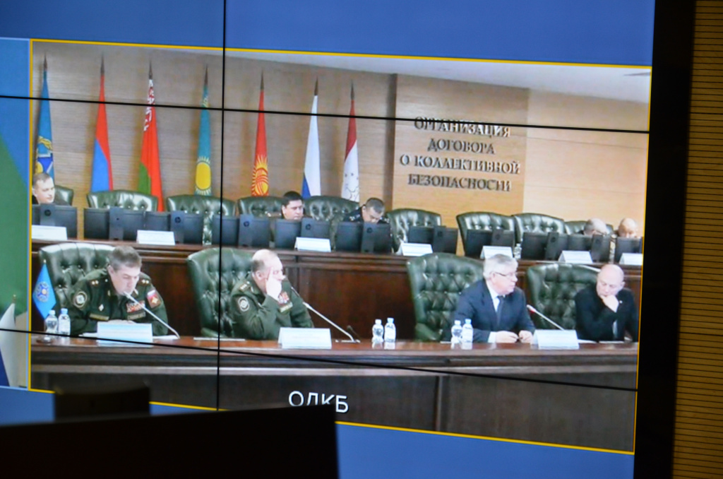 The CSTO hosted the final stage of the Business Game on the Prevention and Resolution of Crisis Situations in the East European and Central Asian Collective Security Regions